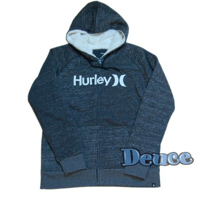 Hurley ハーレー ONE & ONLY SHERPA レディースパーカー