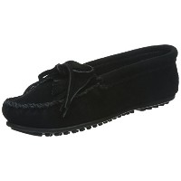 WOMEN'S MINNETONKA 400 BLACK