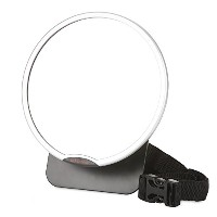 Diono Easy View Back Seat Mirror, Silver by Diono [並行輸入品]