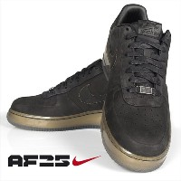 (ナイキ) Nike メンズ 315094-001 AIR FORCE 1 SPRM '07 (LEBRON) BLACK - 28CM (US 10.0)