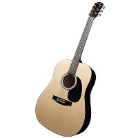 Full Size Dreadnought アコースティックギター with Free Carrying Bag and Accessories (Guitar, Case, ストラップ &...