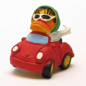 Cabrio Rubber Duck - ???????