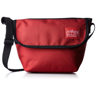 [マンハッタンポーテージ] Manhattan Portage 公式 NYLON MESSENGER BAG(XXS) MP1603 RED (レッド)
