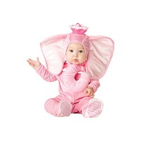 Pink Elephant Infant/Toddler Costume ピンクの象幼児/幼児コスチューム サイズ:12/18 Months