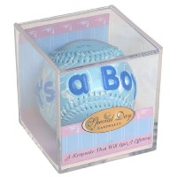It's A Boy Baseball by Special Day Sport Balls