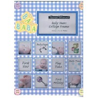 Special Moments Baby Years Collage Frame by Greenbrier