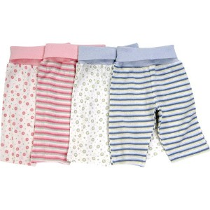 Under the Nile PANTS ベビー・ガールズ 3-6 Months ピンク I2-464PD3-6m