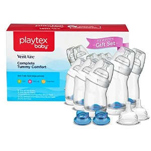 Playtex VentAire BPA-Free Wide Bottle Gift Set