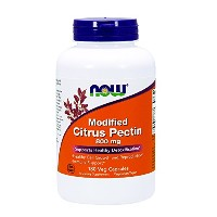 海外直送品 Now Foods Citrus Pectin (Modified), 180 Vcaps