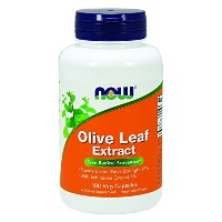 Now Foods, Olive Leaf Extract, 100 Vcaps 海外直送品