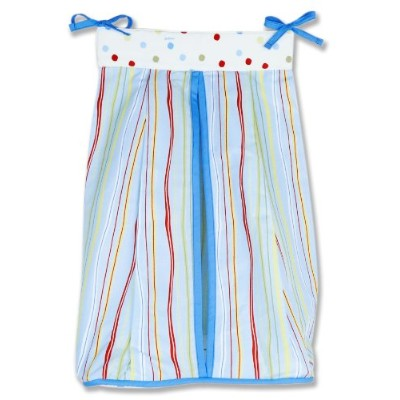 Trend Lab Dr. Seuss Diaper Stacker, One Fish Two Fish by Trend Lab