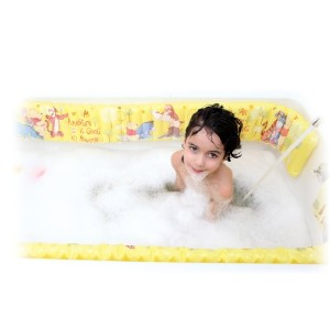 Disney Inflatable Safety Bathtub Bumpers, Winnie the Pooh by Disney