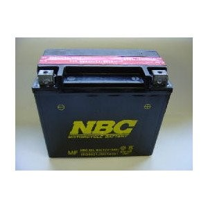 NBC20L-BS(YTX20L-BS/YB16HL-A) ジェット/バイク用NBCバッテリー(nbc)