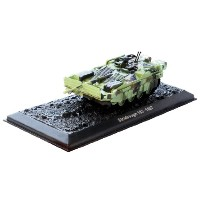 Stridsvagn103 - 1987ダイキャスト1/72モデル Stridsvagn 103 - 1987 diecast 1:72 armored vehicle model (Amercom...