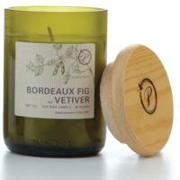 PADDYWAX エコ グリーン キャンドル (BORDEAUX FIG and VETIVER)
