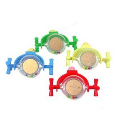 JW Pet Company Activitoy Rattle Mirror Small Bird Toy, Colors Vary by JW Pet
