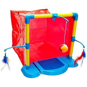 Hartz 02270 At Play Hide ft.N Play Cat Activity Center