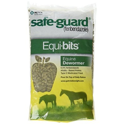 Intervet Safeguard Dewormer Pellets for Horses, 1.25-Pound by Intervet