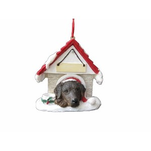 E&S Pets 35355-22 Doghouse Ornament by E&S Pets