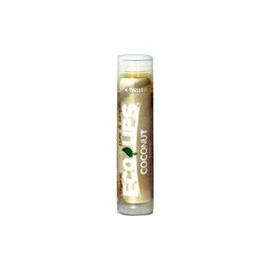 Eco Lips Inc, Pure & Simple, Lip Balm, Coconut, .15 oz (4.25 g)
