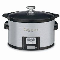 Cuisinart psc-350 3 – 1 / 2-quart Programmable Slow Cooker