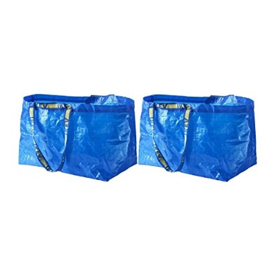 Ikea Large Shopping Bags (SET OF 2) by Ikea
