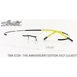 【シルエット メガネ】Silhouette:TMA ICON - THE ANNIVERSARY EDITION 5427/51 6077 52