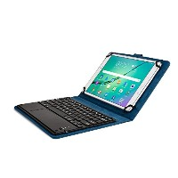 Samsung Galaxy Tab S2 9.7 キーボード ケース COOPER TOUCHPAD EXECUTIVE 2-in-1 ワイヤレス Bluetooth キーボード マウス レザー...