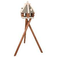 Trixie Pet Products Nordic Wooden Bird Feeder with Stand by TRIXIE Pet Products