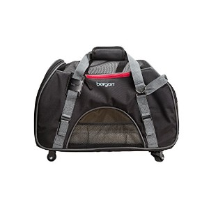 Bergan Wheeled Comfort Pet Carrier by Bergan