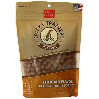 Cloud Star Chewy Tricky Trainers, Cheddar Flavor, 14-Ounce Pouches by Cloud Star