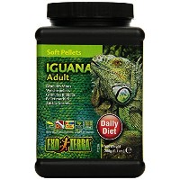 Exo Terra Soft Adult Iguana Food, 9.1-Ounce by Exo Terra