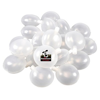 20 Large Replacement Squeakers, 2 in diameter, by Downtown Pet Supply by Downtown Pet Supply