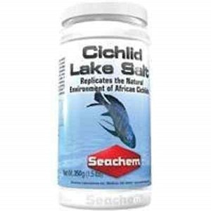 Cichlid Lake Salt by Sea Chem Laboratories Inc.