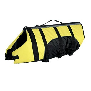 Guardian Gear Aquatic Preserver for Dogs, 30 XXL, Yellow by Guardian