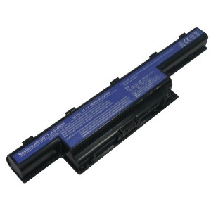 PowerSmart「日本6セル」Acer Aspire 5741-H54D/LS Battery 31CR19/652 AS10D31 AS10D51ノートPCバッテリー6セル