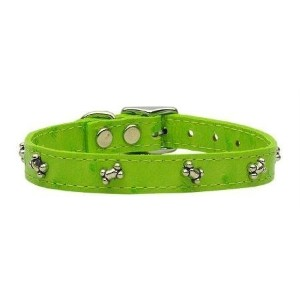 Mirage Pet Products 83-11 10Lmg Faux Ostrich Bone Lime Green 10