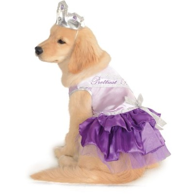 Rubie's Pet Costume, Small, Pageant Queen by Rubie's
