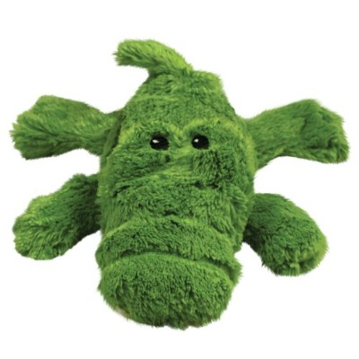 KONG Cozie ALI THE ALLIGATOR Small Dogs Toy Green (ZY3)