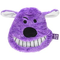 7 Loofa Face Dog Toy by Multi Pet