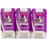 Whiskas Catmilk for Cats and Kittens - 6.75 fl oz. - 3ct by Whiskas