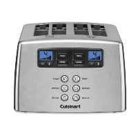 CPT-440 Touch to Toast Leverless トースター(4スライス) Cuisinart社【並行輸入】