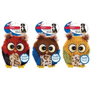 Ethical Products EP04265 Hoots Owl Plush Assorted 3 In.