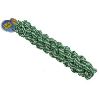 Amazing Pet Products Retriever Rope Dog Toy, 12.5-Inch, Green by Amazing Pet Products
