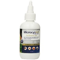 MicrocynAH Opthamolic Gel 3z Animal Healthcare Products Formula Safe Non Toxic