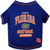 Florida Gators Pet Shirt LG