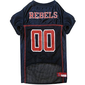 Mississippi Ole Miss Jersey Small