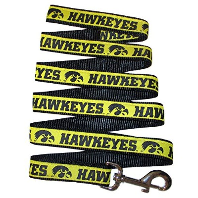Iowa Hawkeye Leash Medium