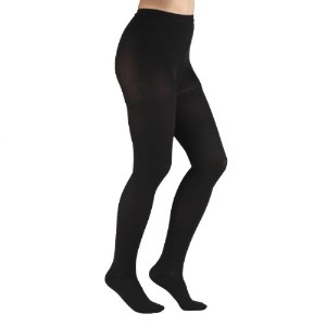 Truform 20-30 Pantyhose Black Medium (並行輸入品)