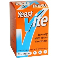 Yeast-Vite 100 Tablets by Yeast-Vite